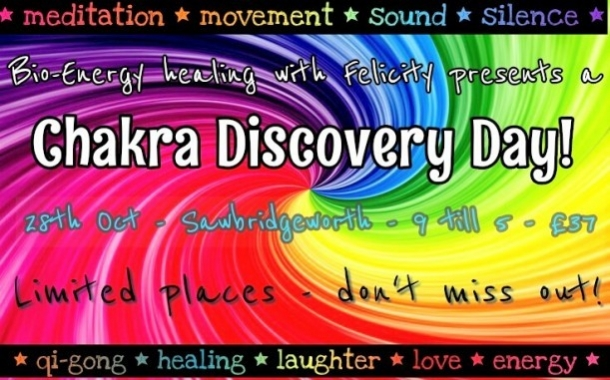 Chakra Discovery Day